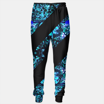 Thumbnail image of Abstract Trees Sweatpants, Live Heroes