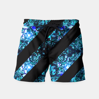 Thumbnail image of Abstract Trees Swim Shorts, Live Heroes