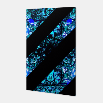 Thumbnail image of Abstract Trees Canvas, Live Heroes