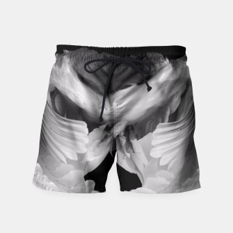 Thumbnail image of Swan Swim Shorts, Live Heroes