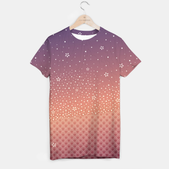 Thumbnail image of Spring Sunset T-shirt, Live Heroes