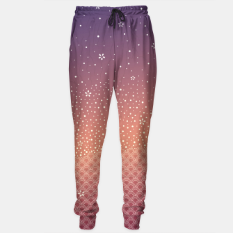 Thumbnail image of Spring Sunset Sweatpants, Live Heroes