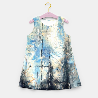 Thumbnail image of NYC Reflections Girl's Summer Dress, Live Heroes
