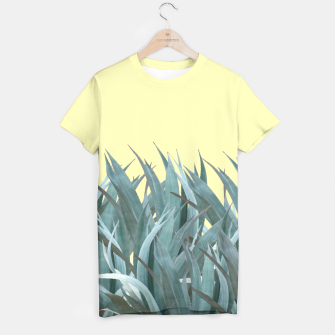 Thumbnail image of Agaves T-shirt, Live Heroes