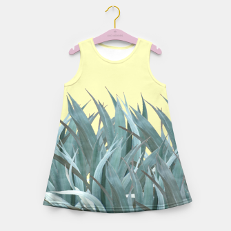 Thumbnail image of Agaves Girl's Summer Dress, Live Heroes