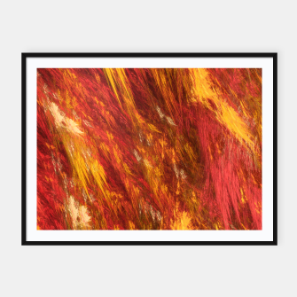 Thumbnail image of Agony Framed poster, Live Heroes