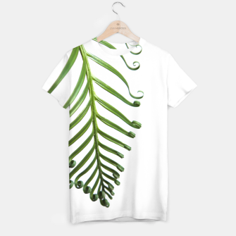 Thumbnail image of Fern T-shirt, Live Heroes