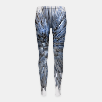 Thumbnail image of Ice Girl's Leggings, Live Heroes