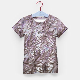 Thumbnail image of Winter Kid's T-shirt, Live Heroes
