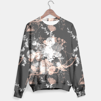 Thumbnail image of Black Garden Sweater, Live Heroes