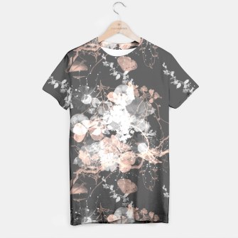 Thumbnail image of Black Garden T-shirt, Live Heroes