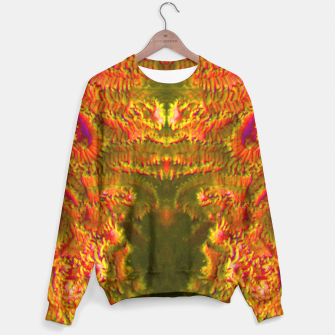 Thumbnail image of Fire tunnel Sweater, Live Heroes