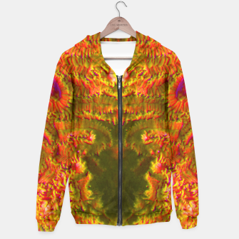 Thumbnail image of Fire tunnel Hoodie, Live Heroes
