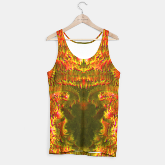 Thumbnail image of Fire tunnel Tank Top, Live Heroes