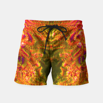 Thumbnail image of Fire tunnel Swim Shorts, Live Heroes