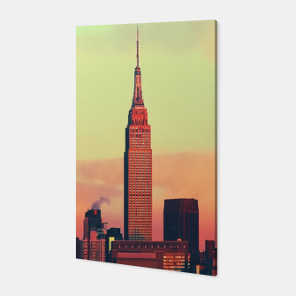 Thumbnail image of NYC Skyline Canvas, Live Heroes