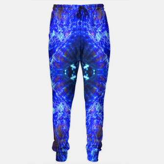 Thumbnail image of Blue Rorschach 3 Sweatpants, Live Heroes