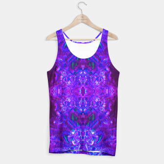Thumbnail image of Fuzzy Purple  Cactus Tank Top, Live Heroes