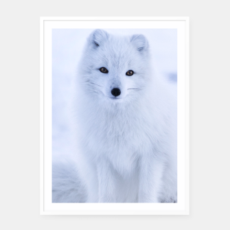 Thumbnail image of White Fox Photography Framed poster, Live Heroes