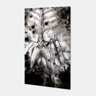 Thumbnail image of I come in peace Canvas, Live Heroes