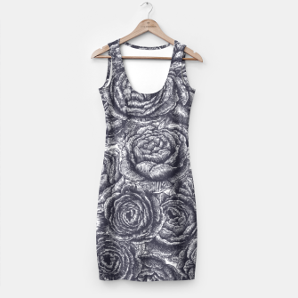 Thumbnail image of Lungs with peonies Simple Dress, Live Heroes