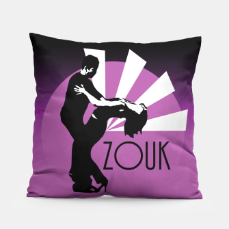 Miniatur lets dance zouk Pillow, Live Heroes