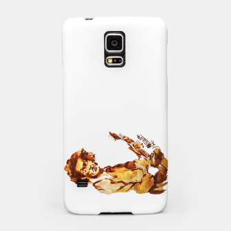 Thumbnail image of Chuck berry coffee guitar rock L Samsung Case, Live Heroes