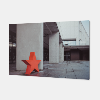 Miniaturka Red Star Canvas, Live Heroes