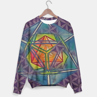 Thumbnail image of Metatrons Salvation Sweater, Live Heroes
