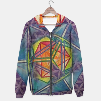 Thumbnail image of Metatrons Salvation Hoodie, Live Heroes