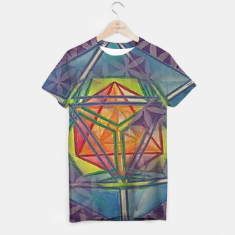 Thumbnail image of Metatrons Salvation T-shirt, Live Heroes