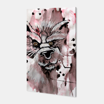 Thumbnail image of wolf in me  Canvas, Live Heroes