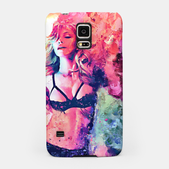 Thumbnail image of Artistic LXXIV - Madonna Samsung Case, Live Heroes