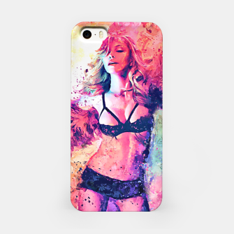 Thumbnail image of Artistic LXXIV - Madonna iPhone Case, Live Heroes