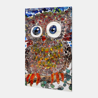 Thumbnail image of Woot Hoot Canvas, Live Heroes