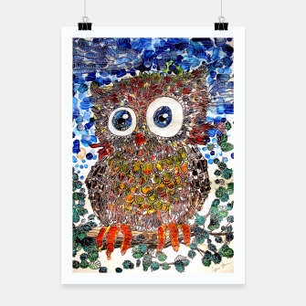 Thumbnail image of Woot Hoot Poster, Live Heroes
