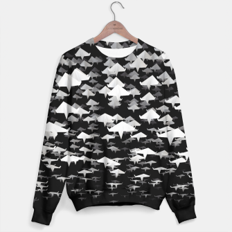 Thumbnail image of Flights of Fancy Sweater, Live Heroes