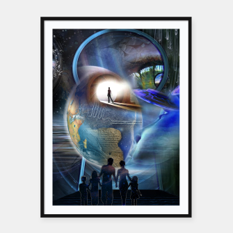 Reality Shifters Framed poster thumbnail image