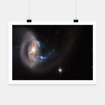 Thumbnail image of Loopy galaxy Poster, Live Heroes