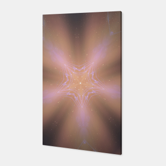 Thumbnail image of Center of a pink star  Canvas, Live Heroes