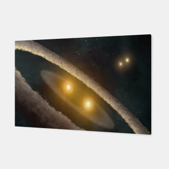 Thumbnail image of Four suns Canvas, Live Heroes