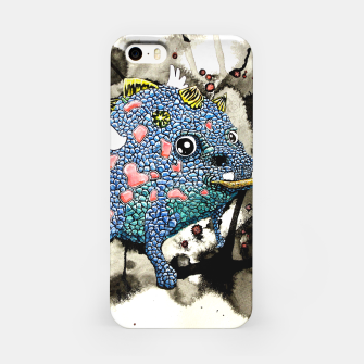 Thumbnail image of Wacky Dragon iPhone Case, Live Heroes