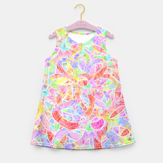 Thumbnail image of flrs Girl's Summer Dress, Live Heroes