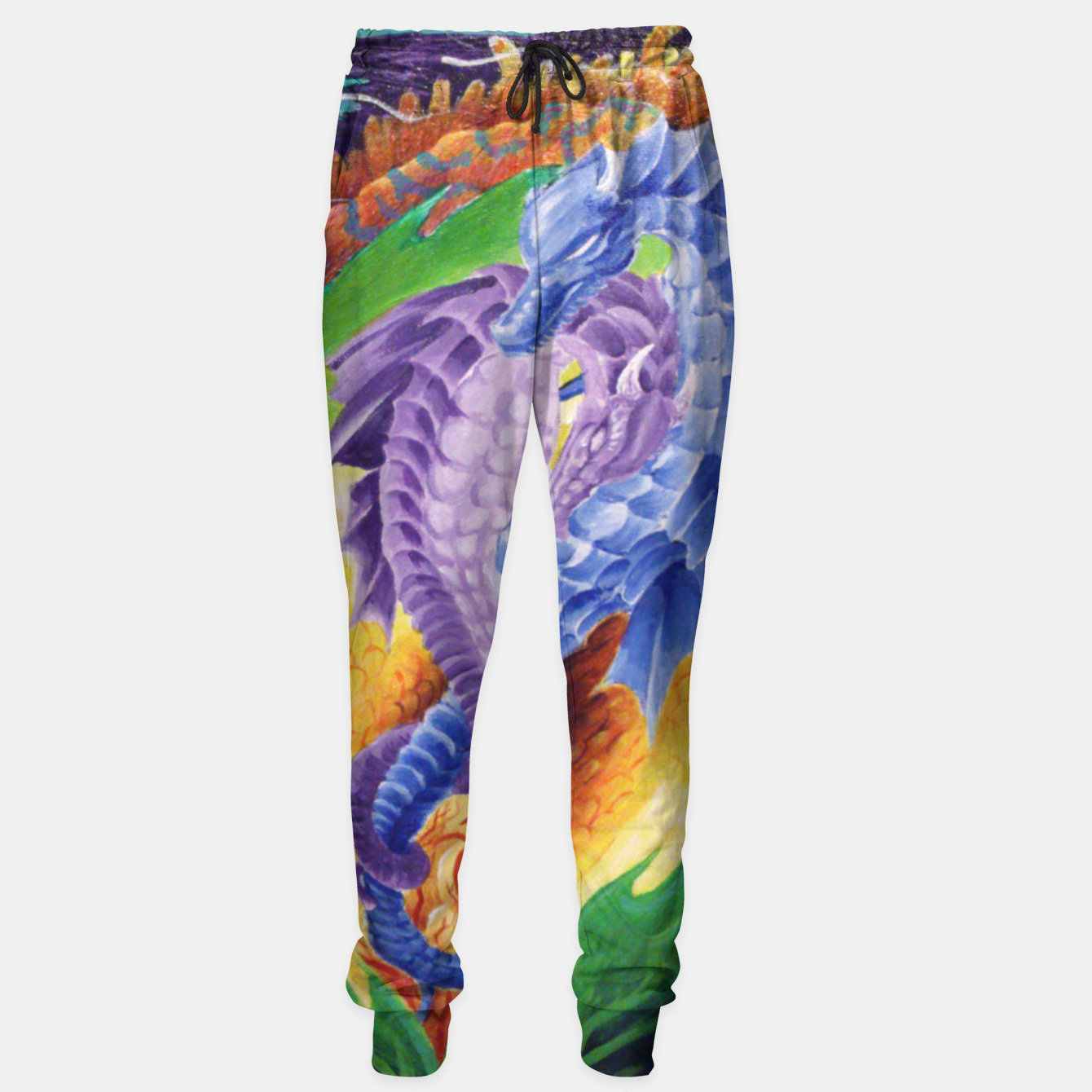 Image of Mated Pair Sweatpants - Live Heroes