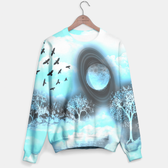 Space river Sweater obraz miniatury