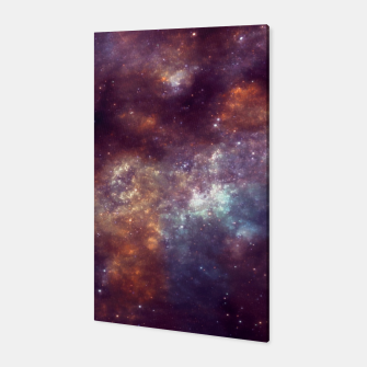 "Thumbnail image of ""Color your universe"" Canvas, Live Heroes"