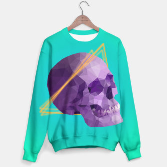 Thumbnail image of Halo Skull Sweater, Live Heroes