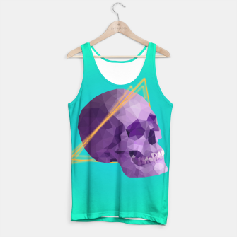 Thumbnail image of Halo Skull Tank Top, Live Heroes