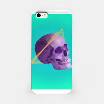 Thumbnail image of Halo Skull iPhone Case, Live Heroes