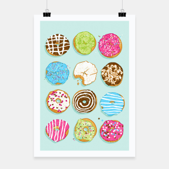 Thumbnail image of Sweet donuts Poster, Live Heroes
